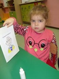 prace dzieci z przedszkola