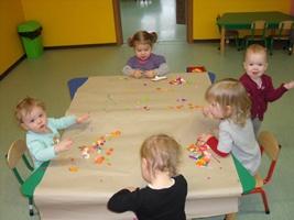 Dzień w przedszkolu Tęczowy Świat Dziecka w Łodzi