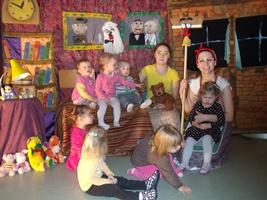 Zajęcia teatralne w przedszkolu