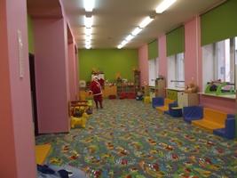 Wnętrze przedszkola niepublicznego w łodzi