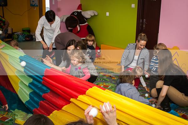 Zajęcia w przedszkolu językowym w łodzi