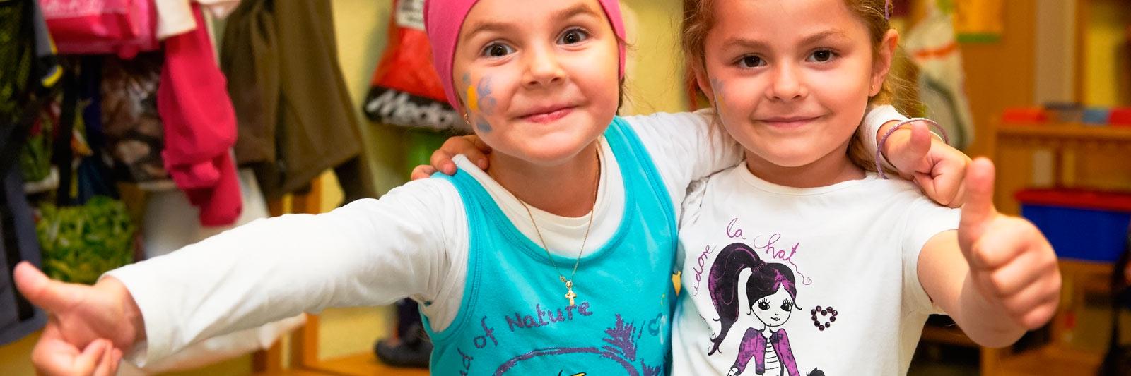 Zajęcia dla dzieci w przedszkolu